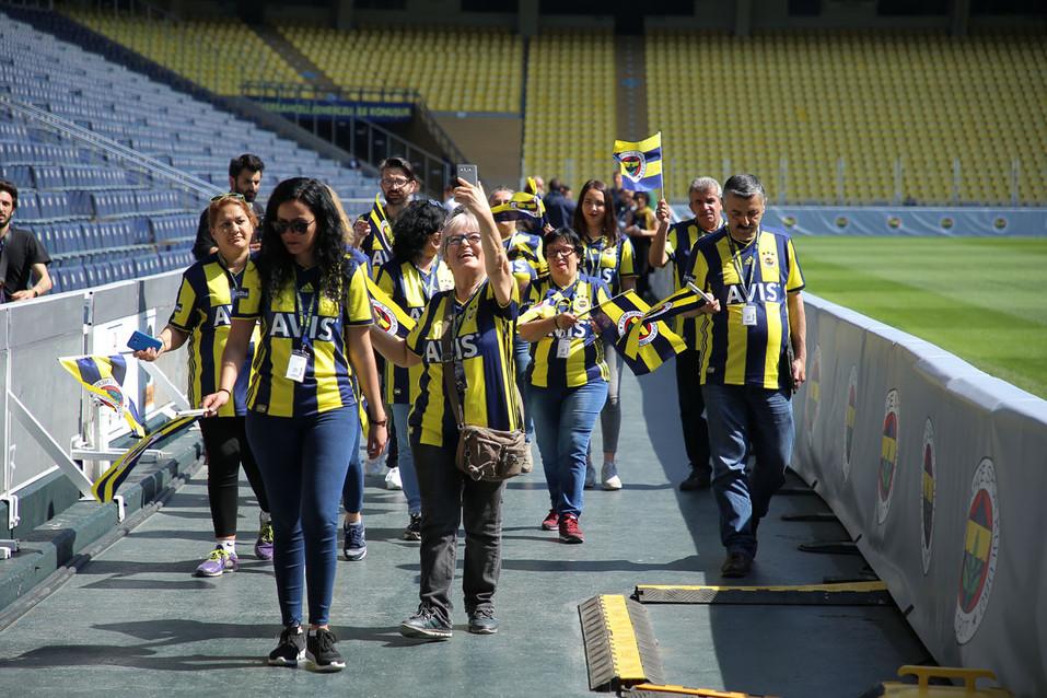 Avis Fenerbahçe Anneler Günü Kutlaması Şükrü Saraçoğlu Stadyumu Etkinlik Fotoğrafı #06