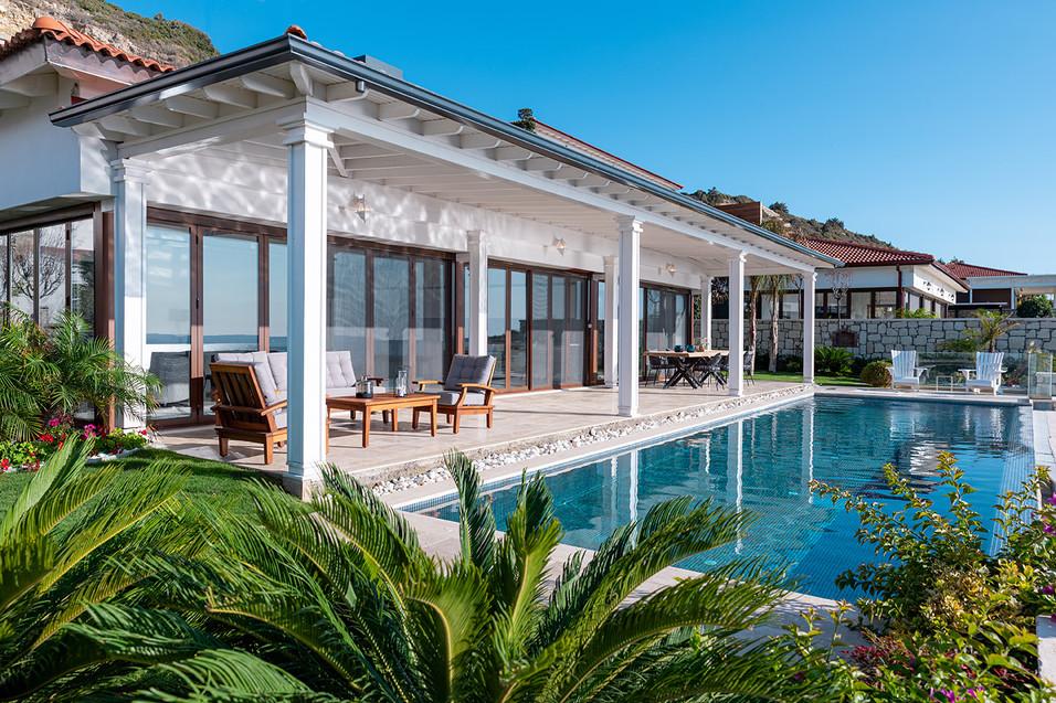 Ormen Tatil Sitesi Satılık Villa Gayrimenkul Fotoğrafı #01