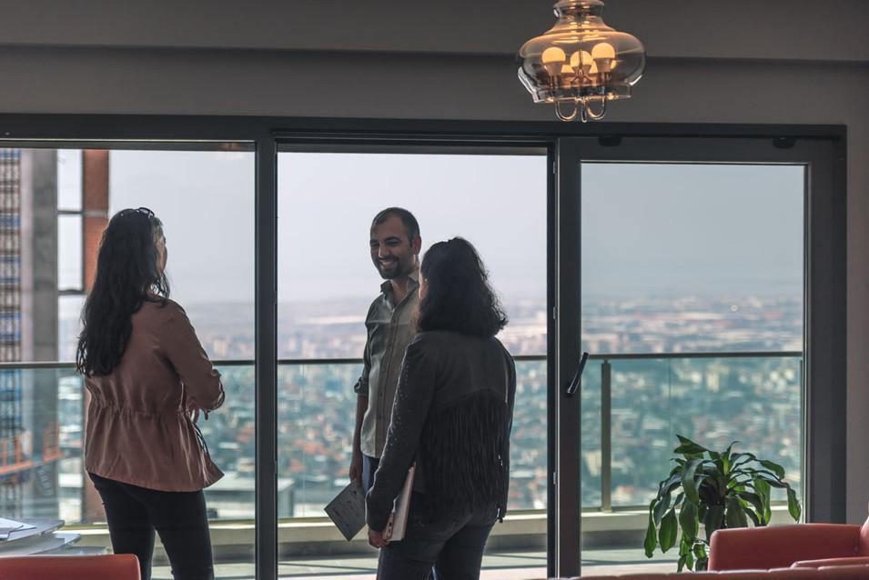 ataseven group atakent panorama satış etkinliği fotoğrafları #11
