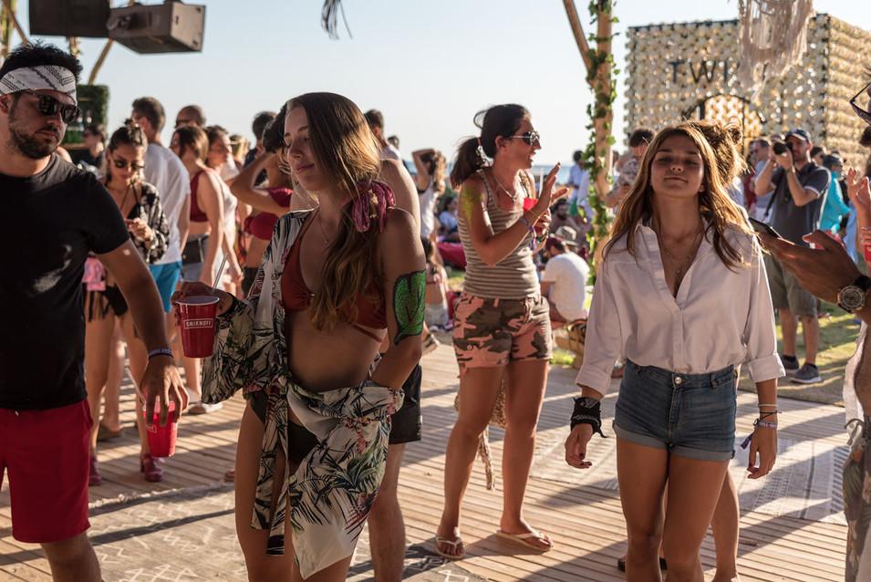Limits Off Chill Out Festival Çeşme 2018 Etkinlik Fotoğrafları #10