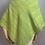 Thumbnail: Spring Leaves V-Back Shawl