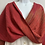 Thumbnail: Red Azalea Twist Shawl