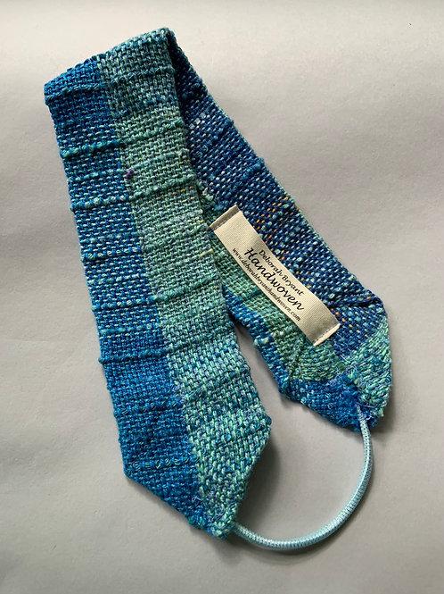 Blue/Aqua Headband