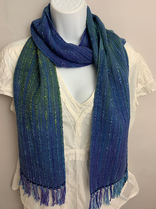 Blueberries Scarf