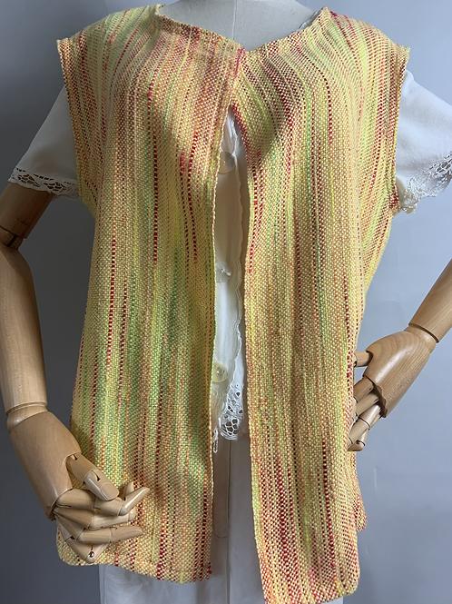 Yellow Narcissus Vest
