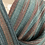 Thumbnail: Slate Green Twist Shawl