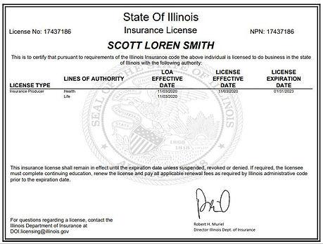Illinois License Scott Smith.JPG