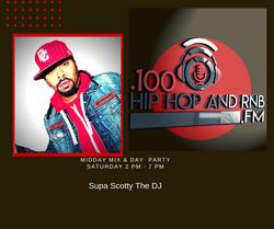Supa Scotty the DJ