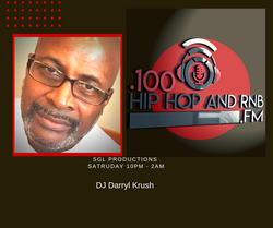 DJ Darryl Krush
