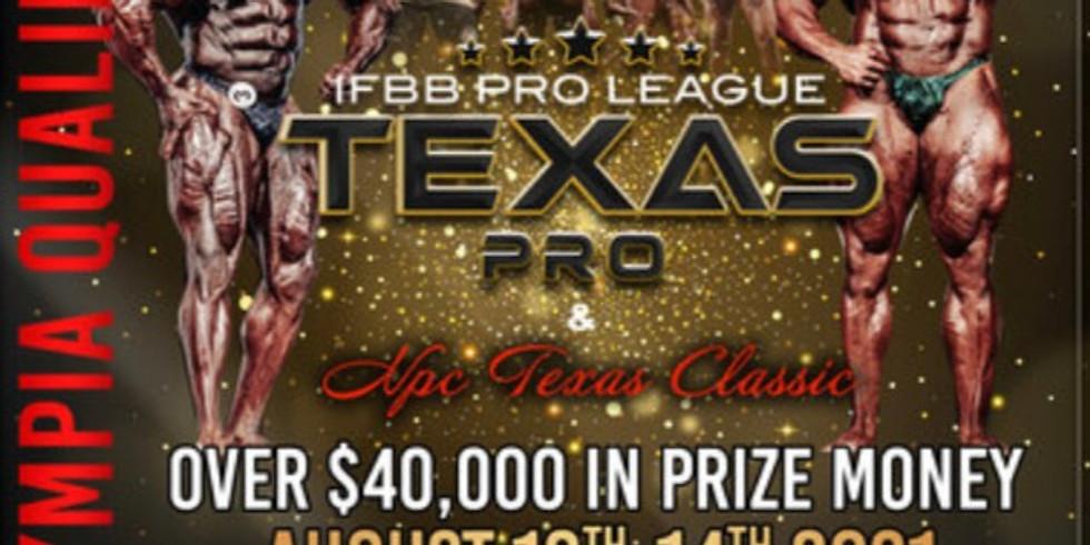 Texas Pro NPC Texas Classic