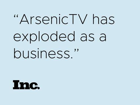 Arsenic Press