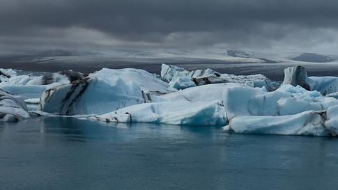Glacier Lagoon - XVII