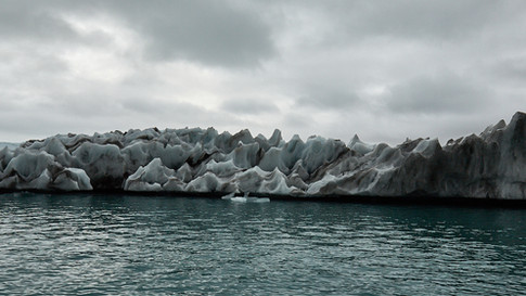 Glacier Lagoon - VII