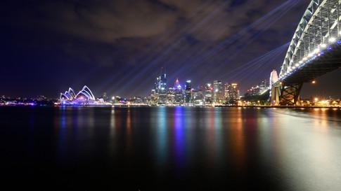 Sydney Harbour Light
