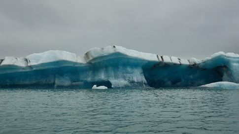 Glacier Lagoon - V