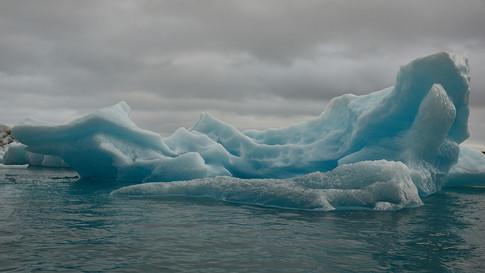 Glacier Lagoon - XI