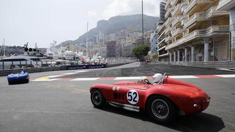 Monaco Historique 2018