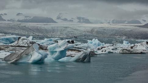 Glacier Lagoon - XIII
