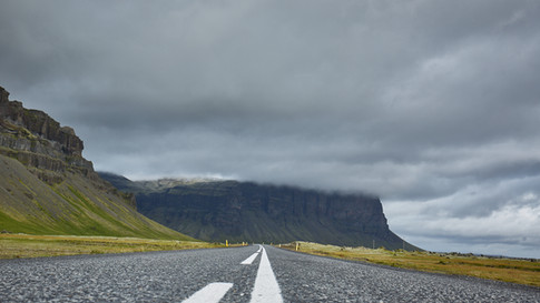 Iceland Road No.1