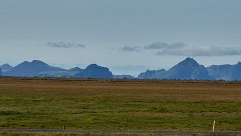 Mountains of Iceland