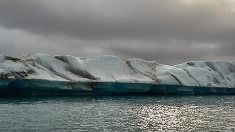 Glacier Lagoon - X