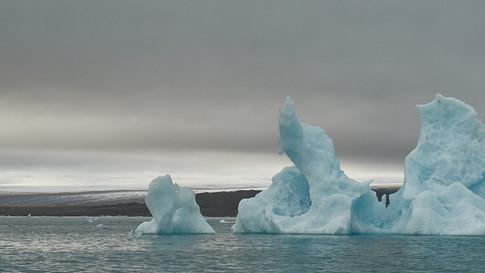 Glacier Lagoon - III