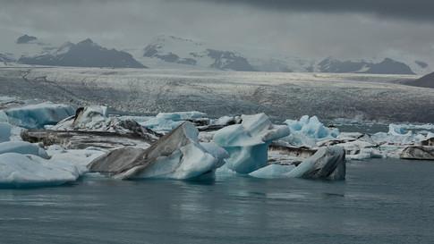 Glacier Lagoon - XV