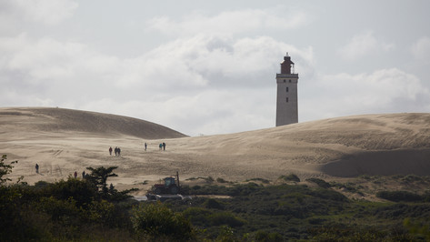 Lighthouse dune II