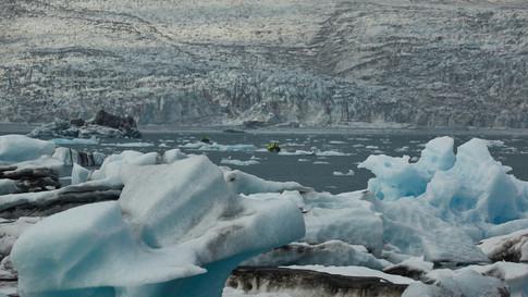 Glacier Lagoon - XIV