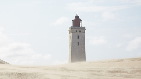 Lighthouse Sandstorm