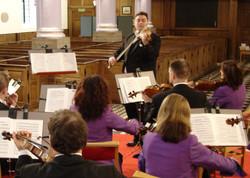 Rehearsing Vivaldi