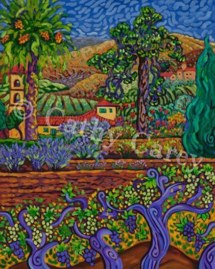 Conga Line Through The Vines