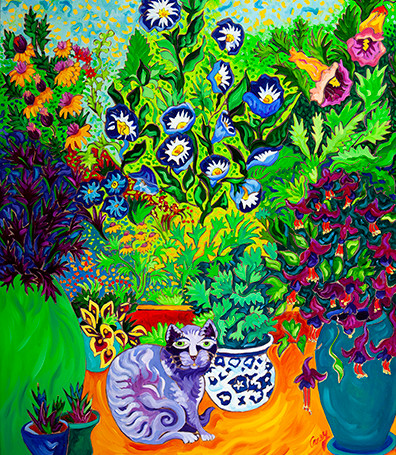 Cat's Garden
