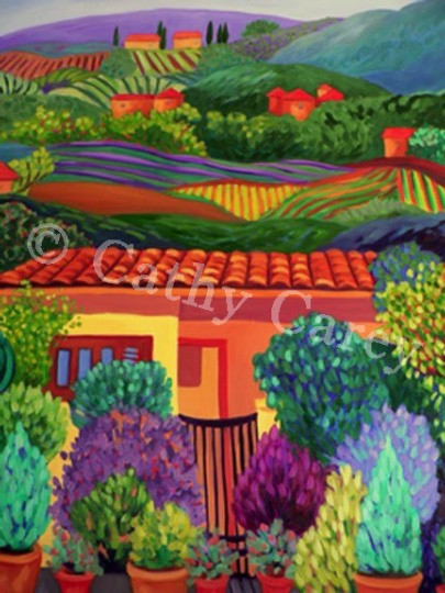 Tuscan Summer House