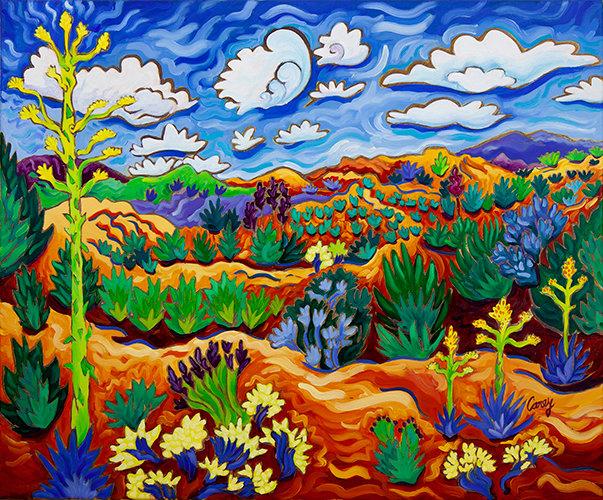 Sunny Desert Days