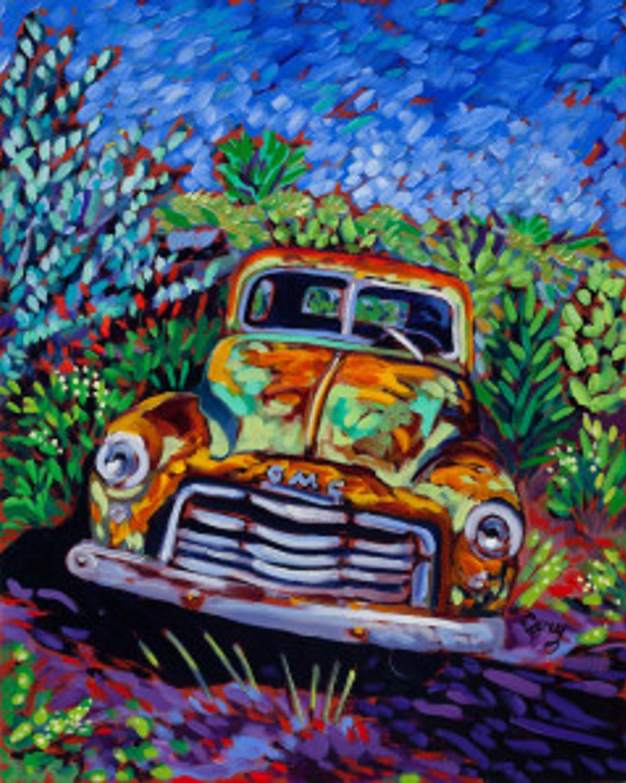Resting Rust by Cathy Carey