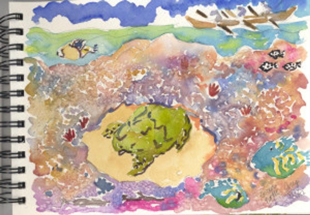 Maui Watercolor