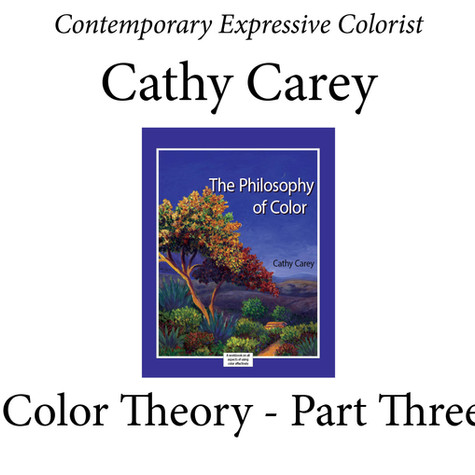 Color Theory - Part Three