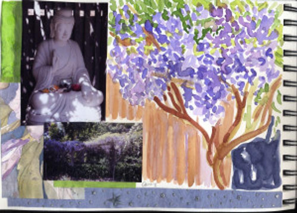 Huntington Garden 2009 - Wisteria 2 - P 13