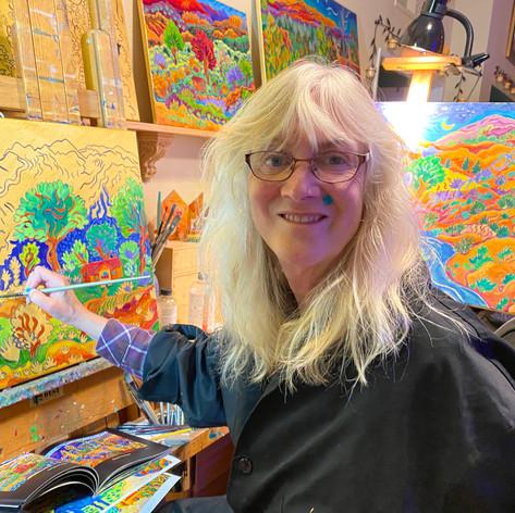 Contemporary Expressive Colorist