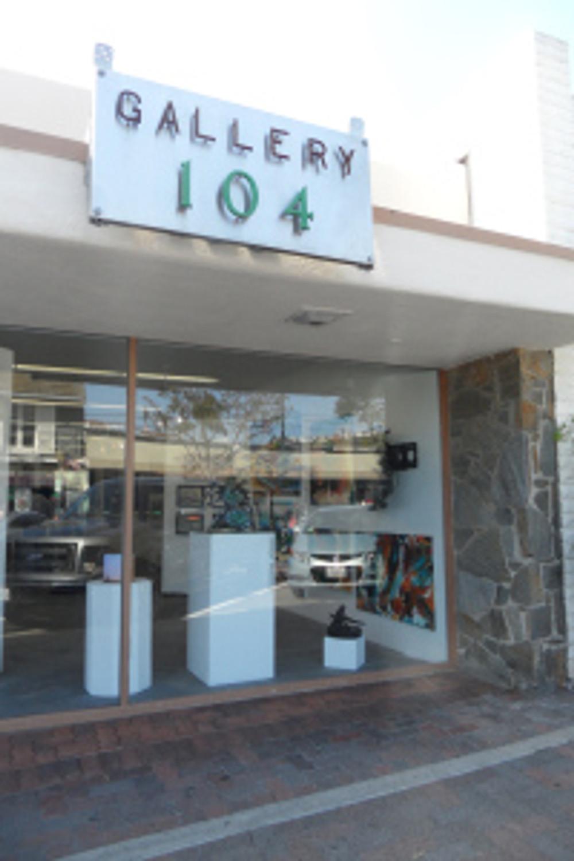 Gallery 104 in San Clemente