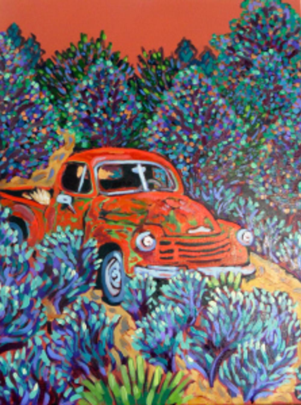 Little Red Truck - 3