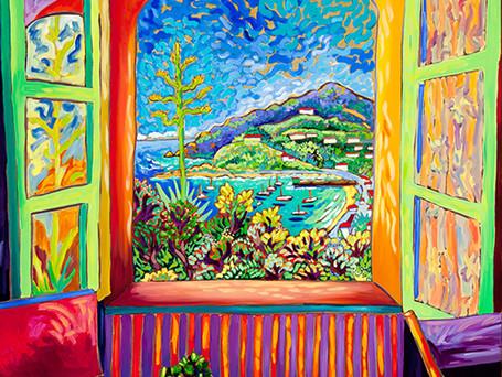Matisse Window Series