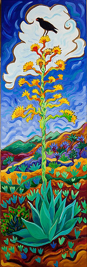 Agave Berry