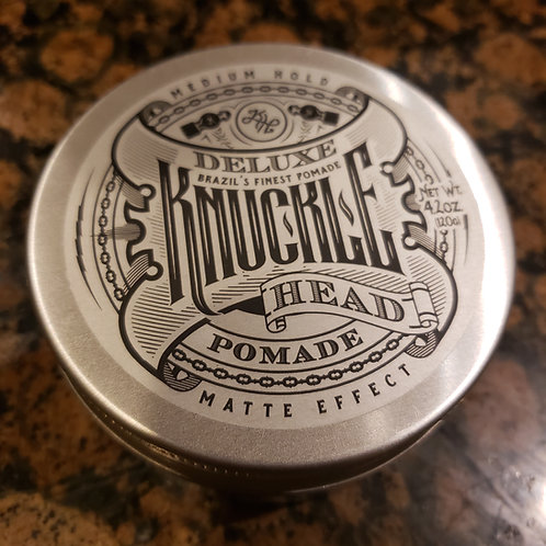 Knucklehead Deluxe Matte Pomade
