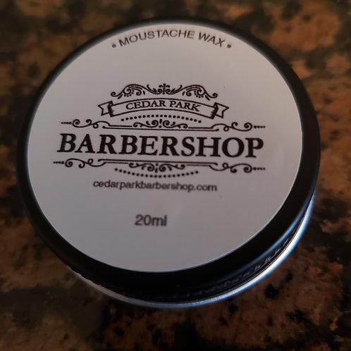 Cedar Park Barbershop Moustache Wax