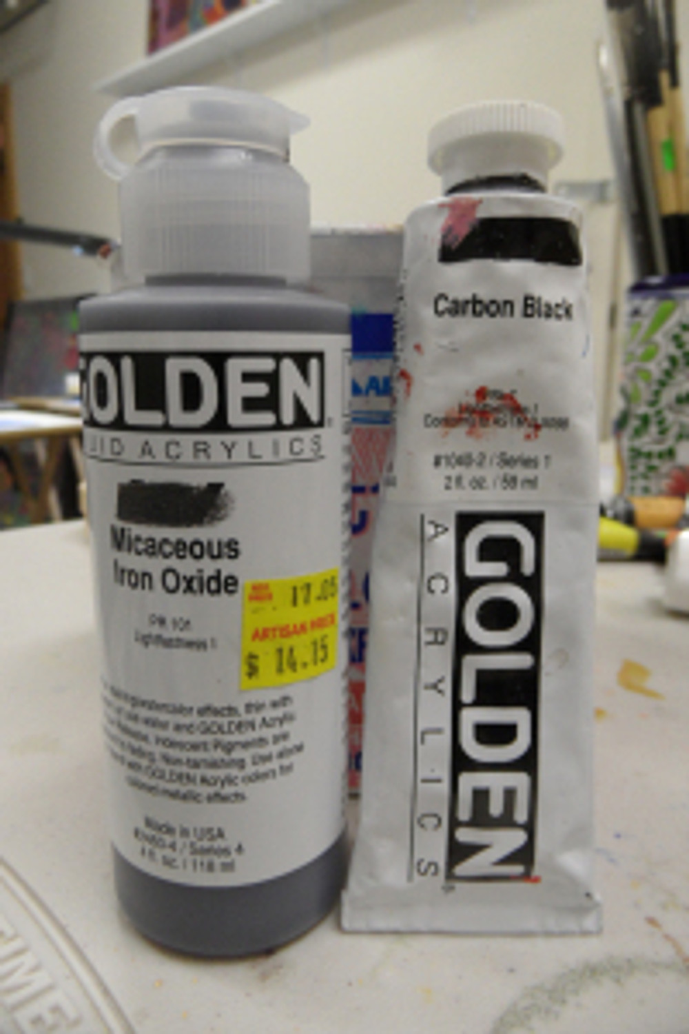 Golden products for line drawing
