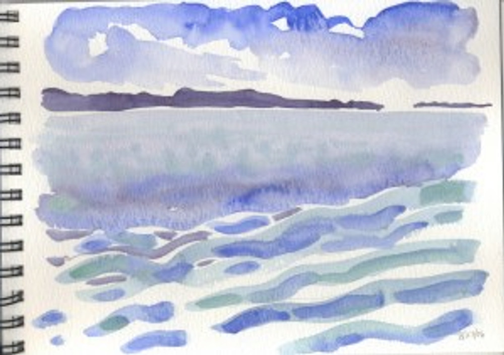 Alaska Sketchbook 2006 - Cruising