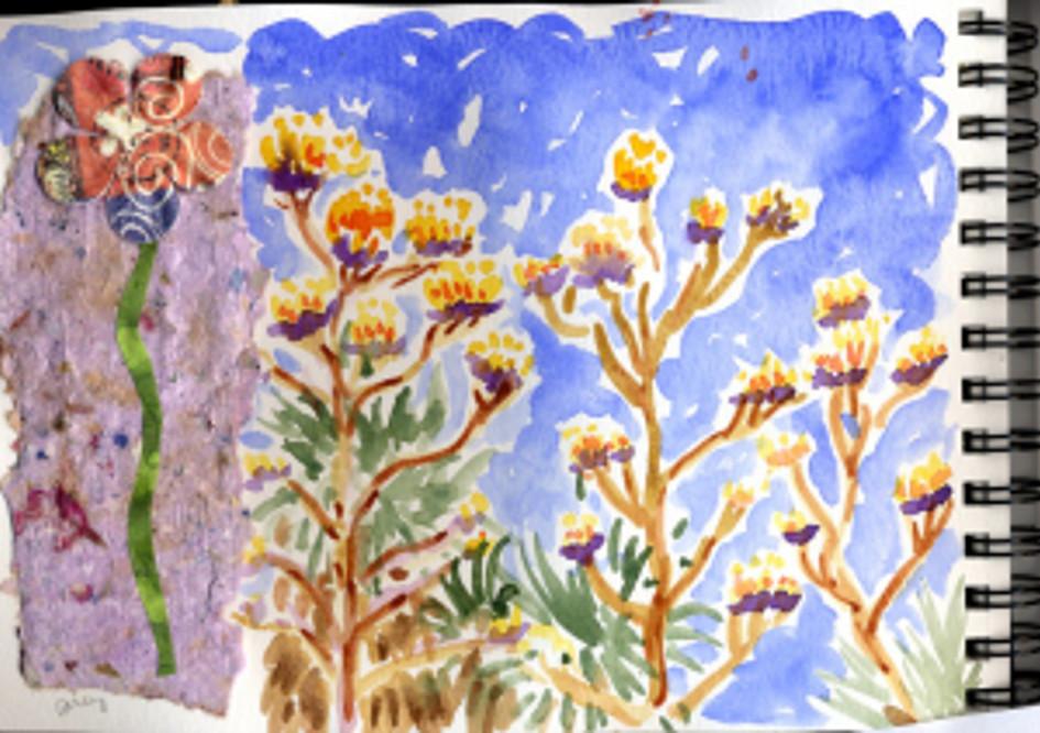 Huntington Garden 2009 - Succulent Blooms p 39