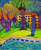 Palm Springs Poolside left